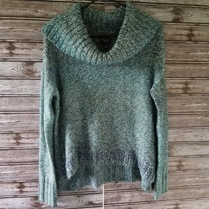 American Eagle Cowl Neck Sweater Size S
